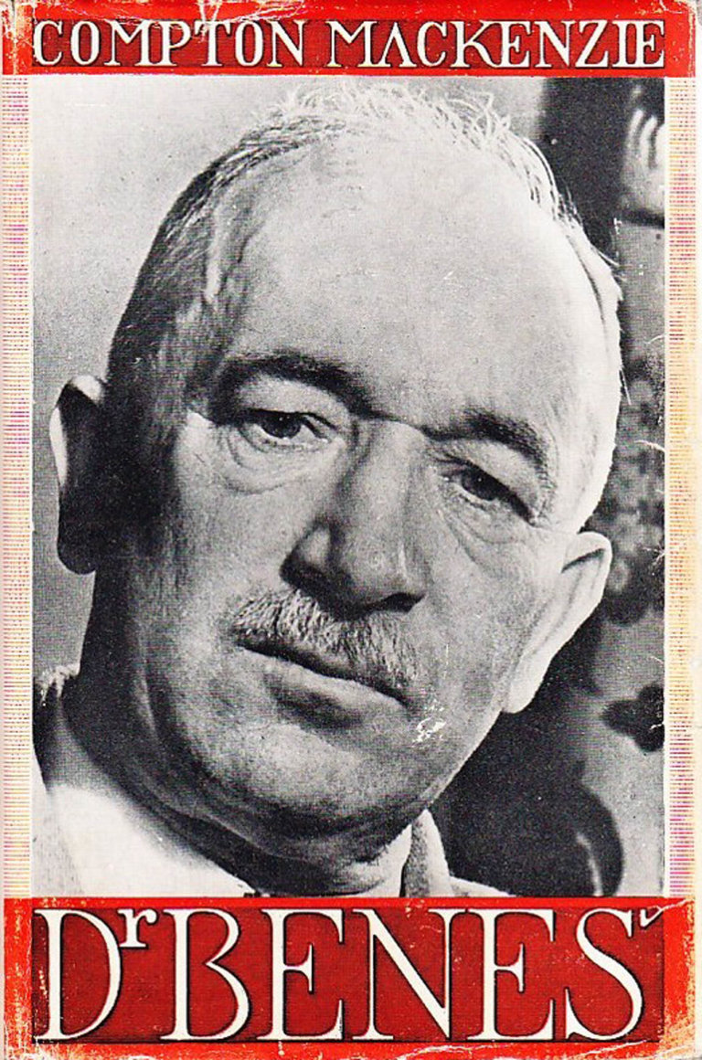 Compton Mackenzie: Dr. Beneš, Družstevní práce, 1947