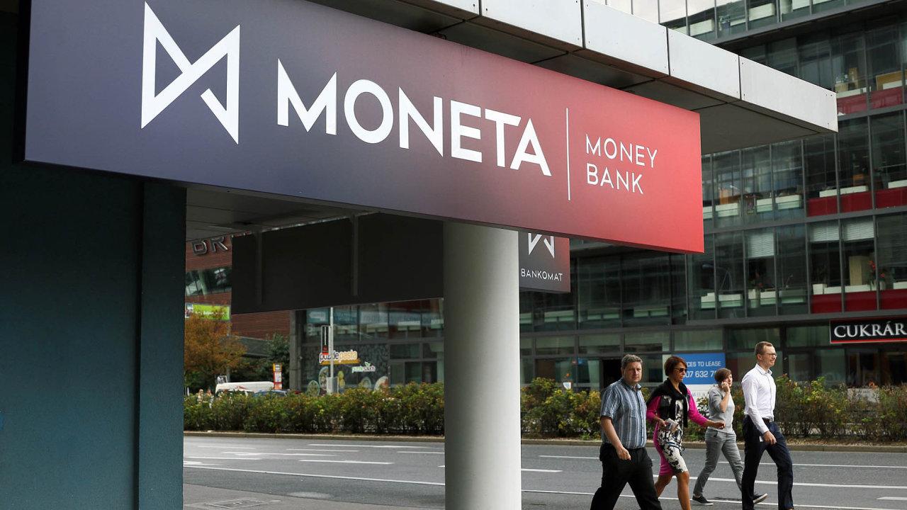 Moneta Money Bank se dříve jmenovala GE Money Bank. Éra, kdy v ní alespoň nějaký podíl držel americký koncern GE, definitivně skončila.