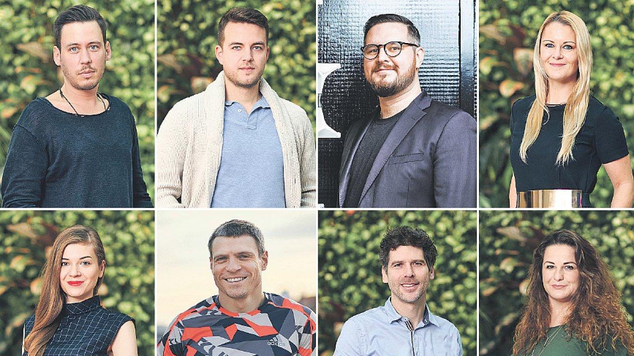 Hospodářské noviny aserver Czechcrunch vybraly spolu sporotou složenou zpředních osobností českého byznysu dvacítku nejlepších inovátorů zarok 2020.
