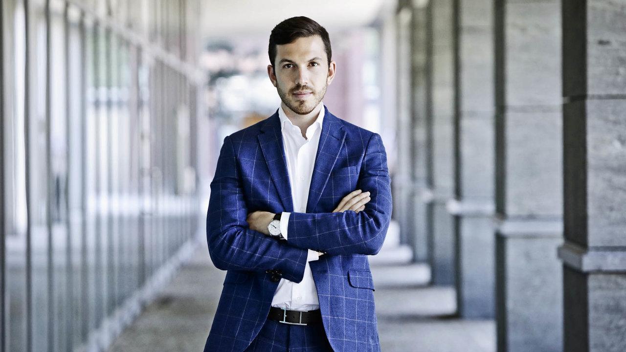 Podnikatel Michal Mička navrhuje insolvenci pro své módní značky Pietro Filipi aKara.