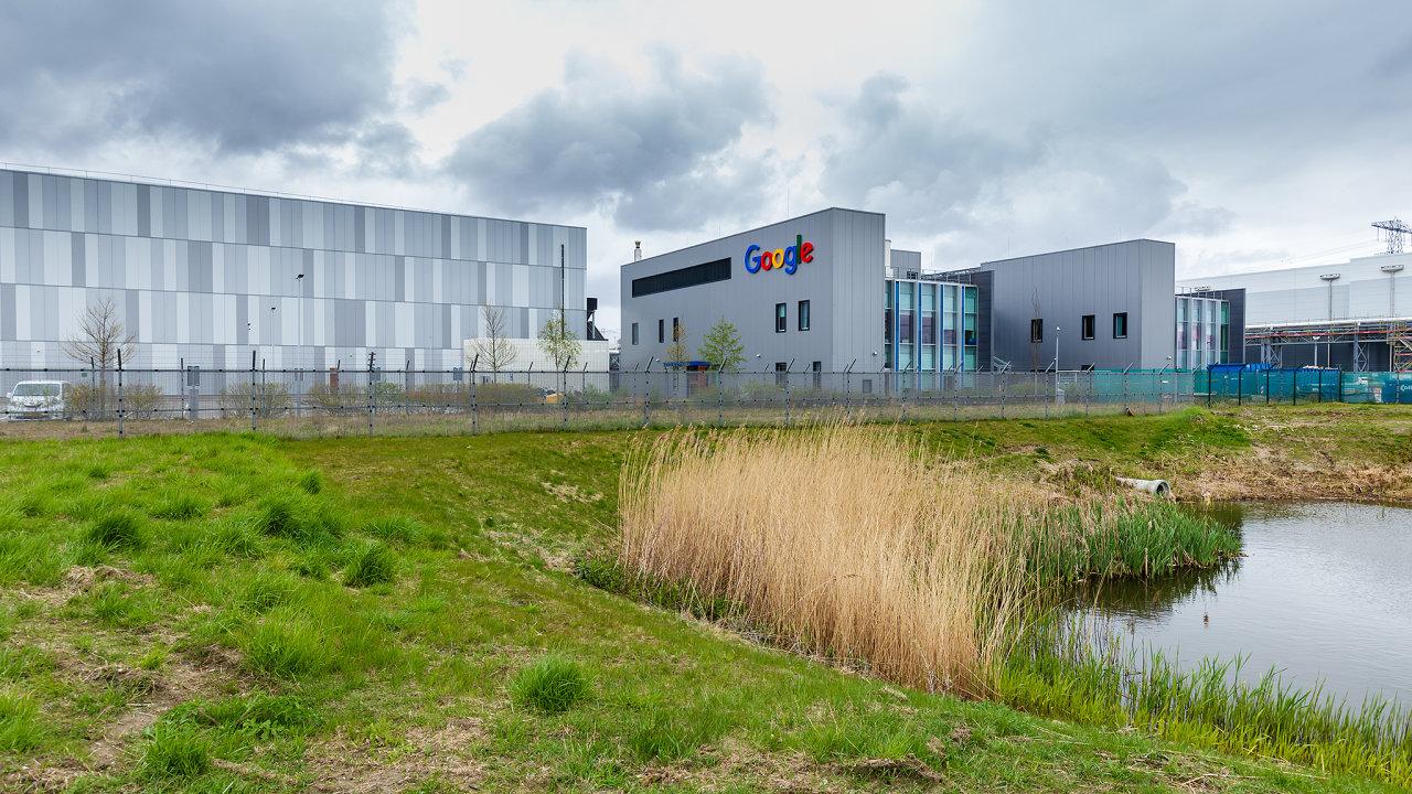 Eemshaven, Google, data