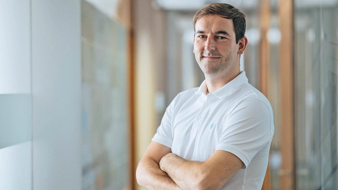 Zakladatel a spolumajitel developerské investiční skupiny Accolade Milan Kratina