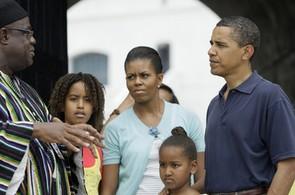 Sasha a Malia Obamovy, i jim začíná škola
