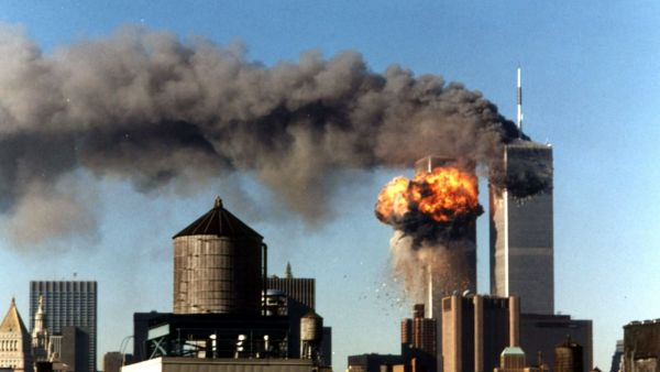 Teroristick� �tok 11. z��� 2001