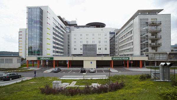 �eb���ek nemocnic: Finan�n� nejzdrav�j�� je Motol, bodovaly i �esk� Bud�jovice