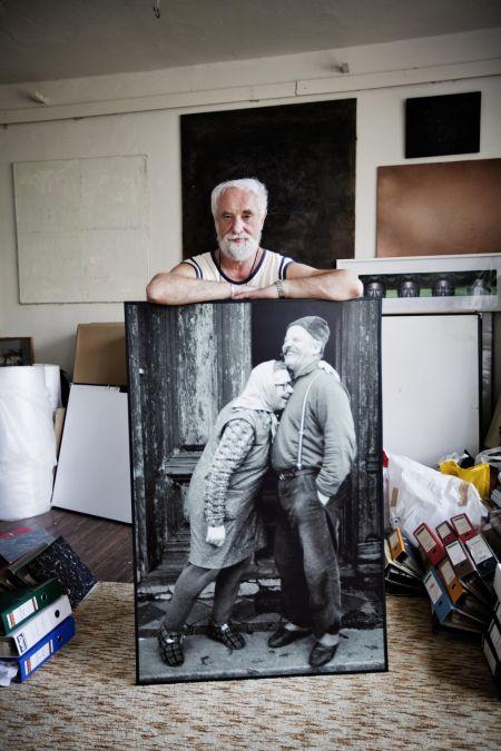 Fotograf Jindřich Štreit