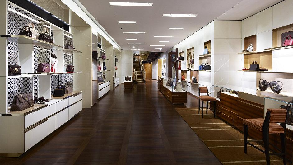 8f988f8a34 Louis Vuitton otevřel ve Vídni třípatrový obchod. Kdy se podobného dočká i  Praha