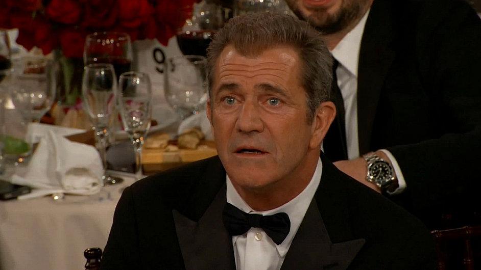 Mel Gibson na Zlatých glóbech: Dobrý člověk ještě žije?