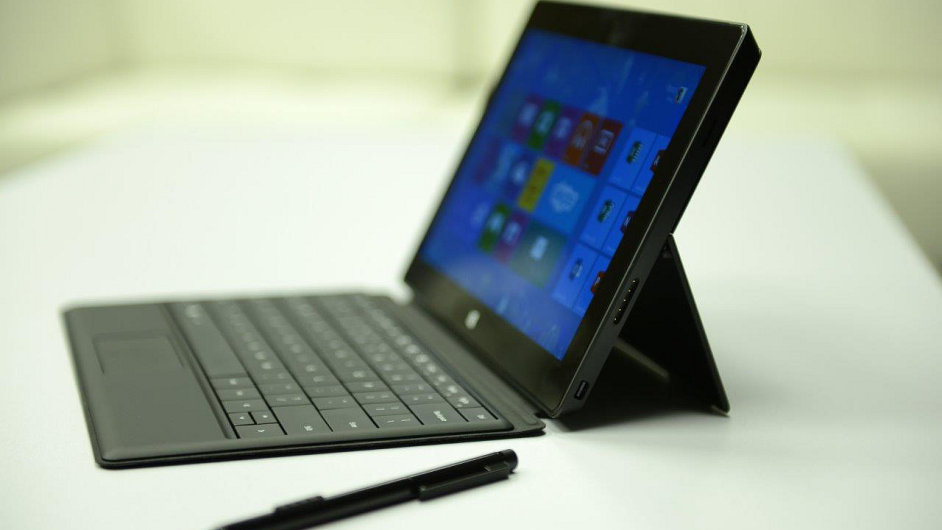Tablet Surface Pro od Microsoftu