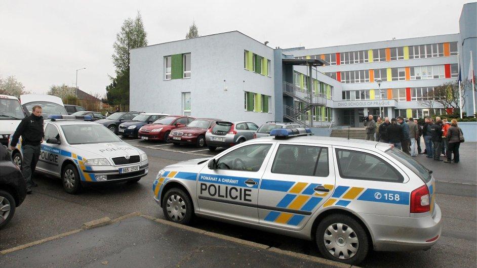 Policie, ilustrační foto