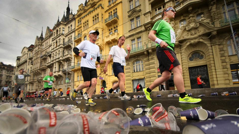 Pražský maraton