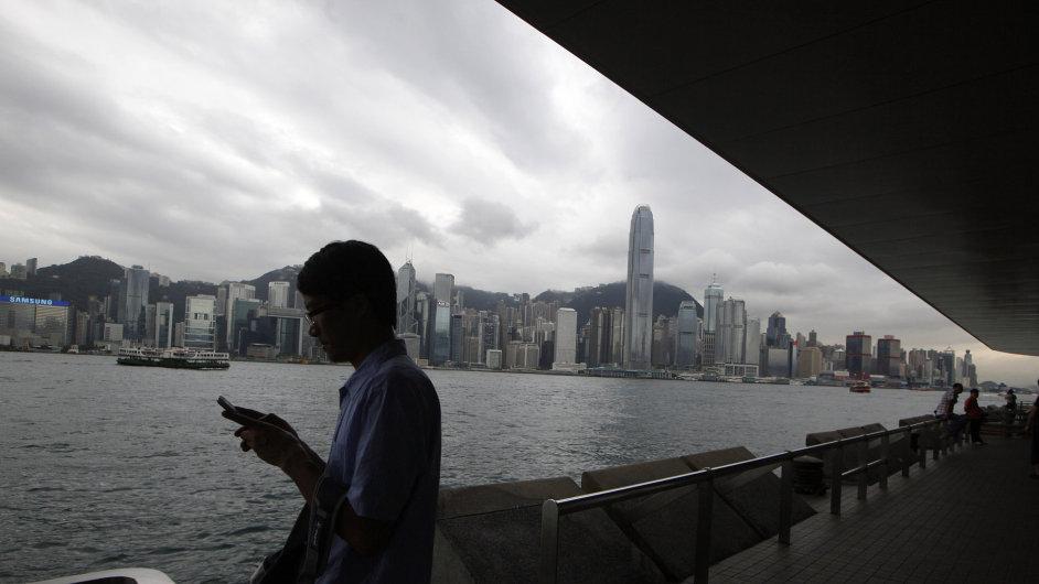 Hongkong, ilustrační foto