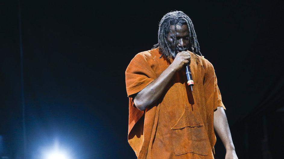 Tiken Jah Fakoly, největší hvězda současného afrického reggae