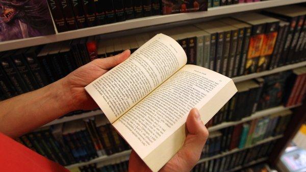 Neoluxor provozuje 26 knihkupectví - Ilustrační foto.