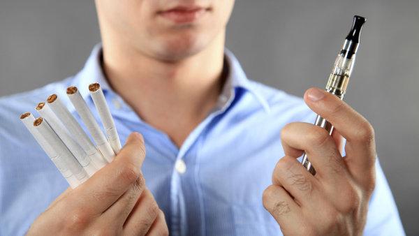 Philip Morris se přesouvá od klasických cigaret k elektronickým