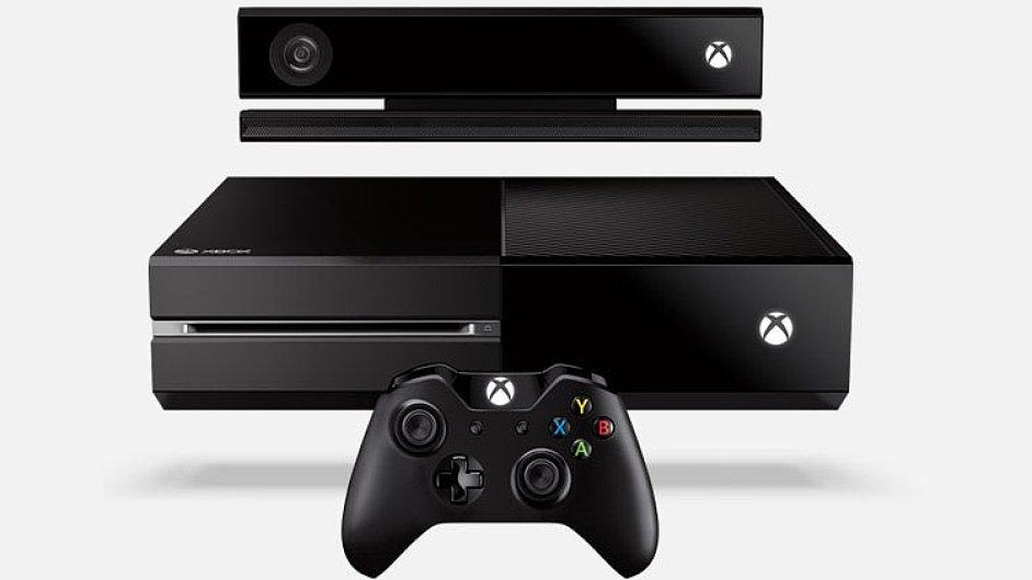 Nový Xbox One