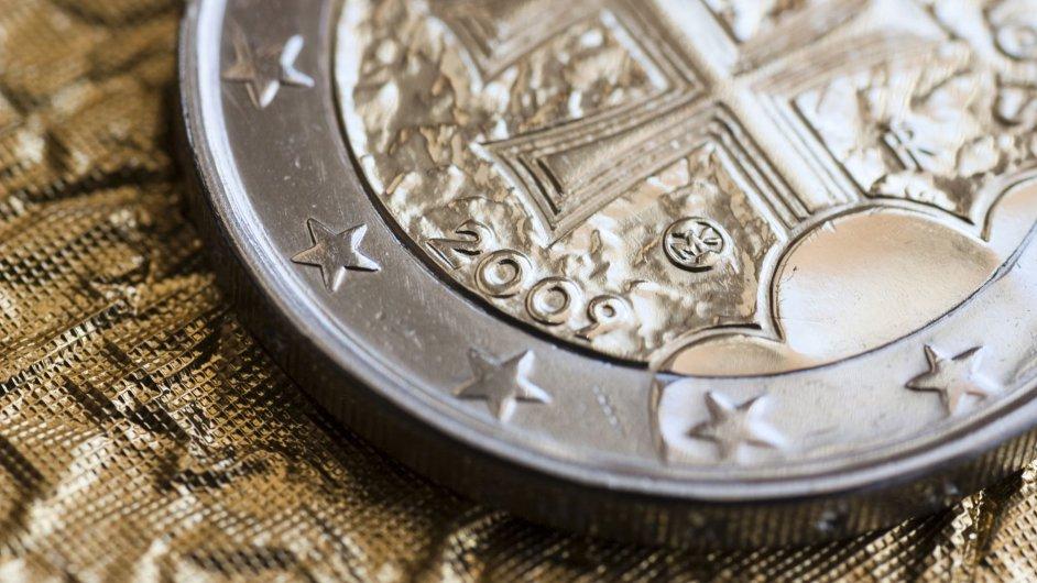 Euro. Ilustrační foto