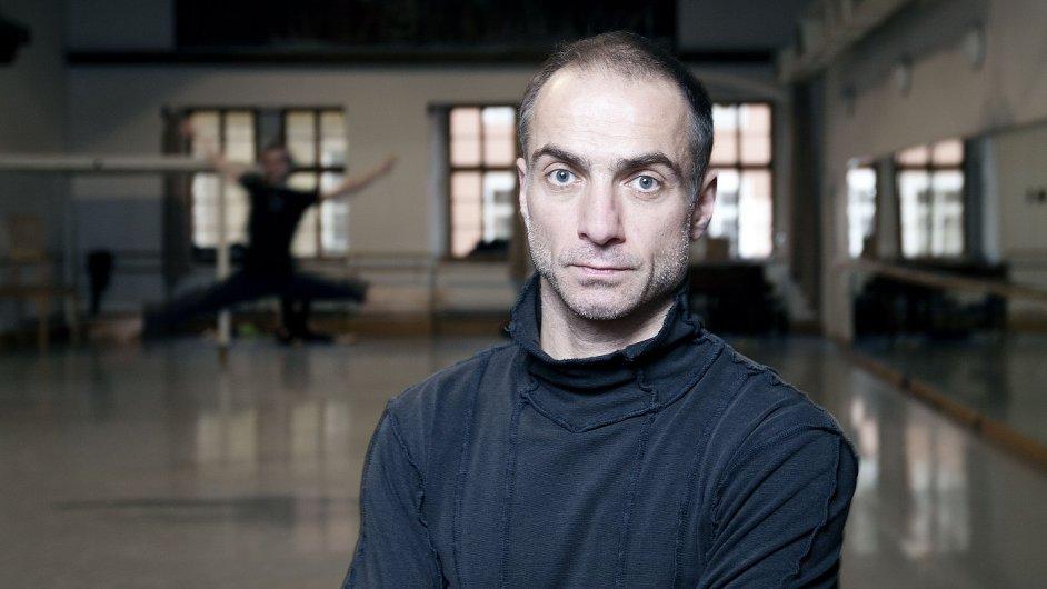 Petr Zuska, šéf baletu Národního divadla