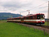 Modernizované příměstské vlaky pro Salcburk