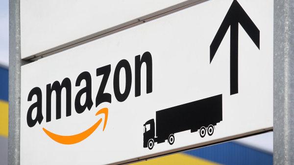 Samotné cloudové služby Amazon Web Services zvýšily tržby o 69,4 procenta na výsledných 2,41 miliardy dolarů - Ilustrační foto.