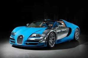Bugatti pojmenuje speciální model po Elišce Junkové. Předvede ho v Ženevě