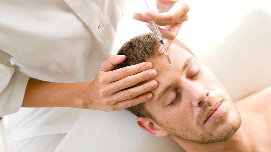 Botox - ilustrační foto