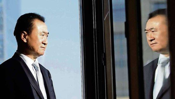 Nejbohatší muž Číny Wang Ťien-lin koupil americké studio, které vyprodukovalo trilogii o Batmanovi - Ilustrační foto.