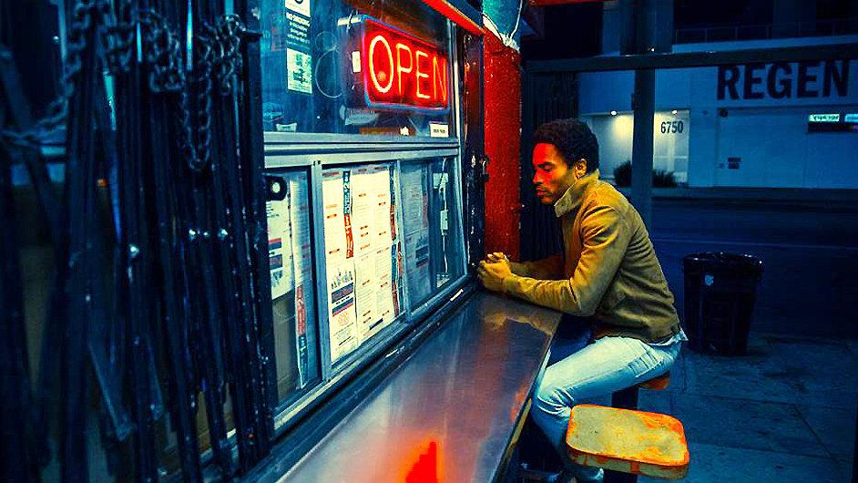 Lenny Kravitz na jednom ze snímků k novému albu Strut.
