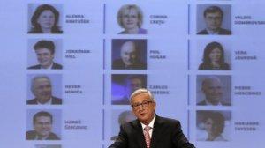 ��f Evropsk� komise Jean-Claude Juncker sv�m v�b�rem zklamal �adu �esk�ch politik�.