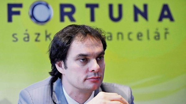 Bývalý šéf Fortuny Radim Haluza.