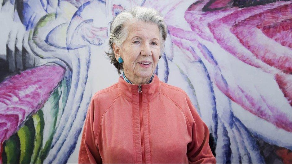 Meda Mládková v září oslavila pětadevadesáté narozeniny.