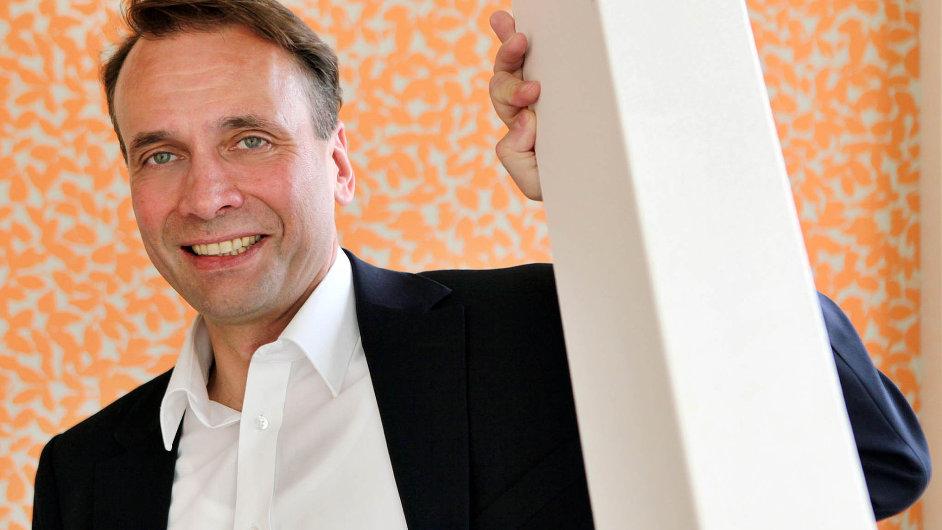 Miroslav Res, šéf řetězce Uni Hobby
