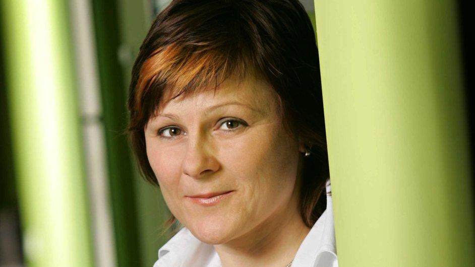 Klaudia Tóthová, marketingová ředitelka společnosti Sodexo Benefity