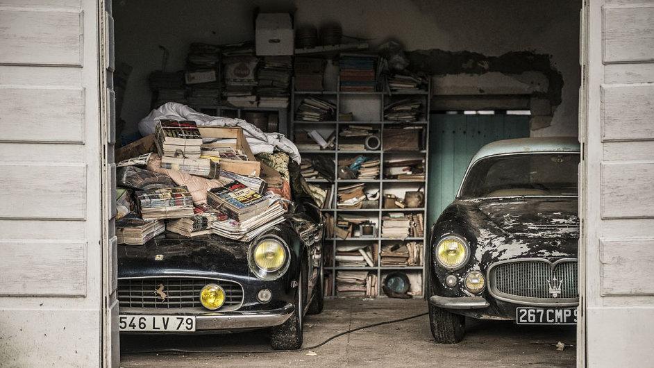 Automobilová sbírka Rogera Baillona