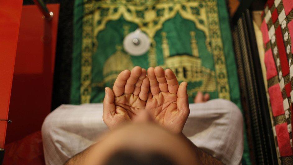 Život muslimů v Paříži