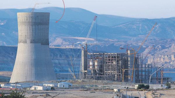 Elektrárna společnosti Adularya - Ilustrační foto.