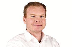 Ondřej Kareta, komerční ředitel společnosti DataSpring