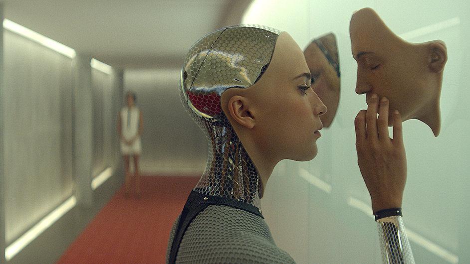 Film Ex Machina se bude v Česku promítat od 30. dubna.