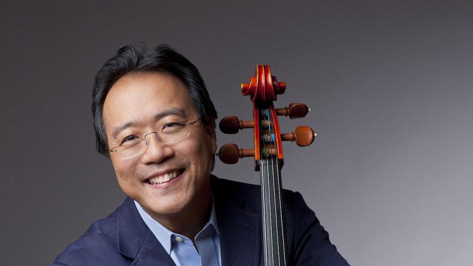 Yo-Yo Ma zahraje Dvořákův Koncert pro violoncello a orchestr h moll.