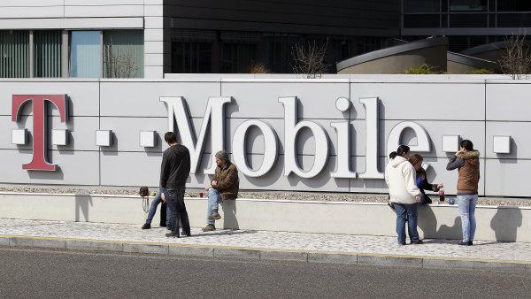 T-Mobile je s šesti miliony mobilních zákazníků největší mobilní operátor v zemi - Ilustrační foto.