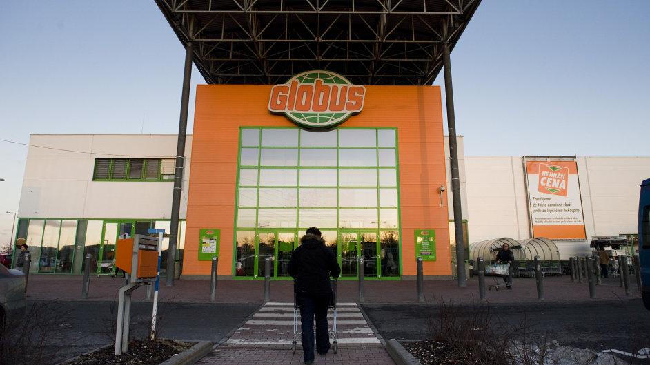 Globusu hrozí pokuta 7 milionů za pozdní proplácení faktur dodavatelům (ilustrační foto).