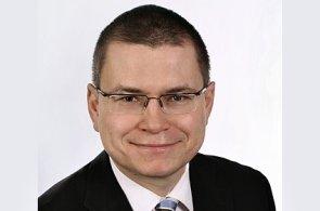 Richard Podpiera, ředitel útvaru Data, zpracování operací a nákup v ČSOB