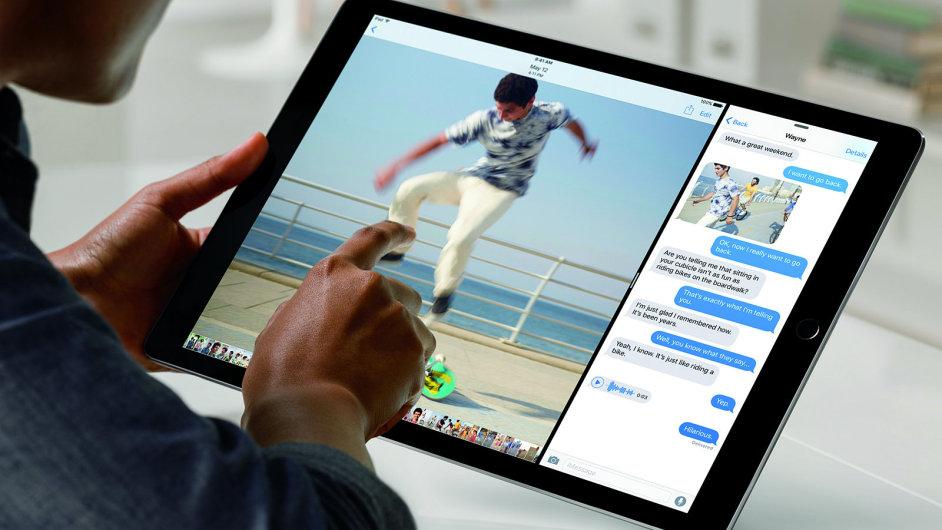 Apple iPad Pro s úhlopříčkou 12,9