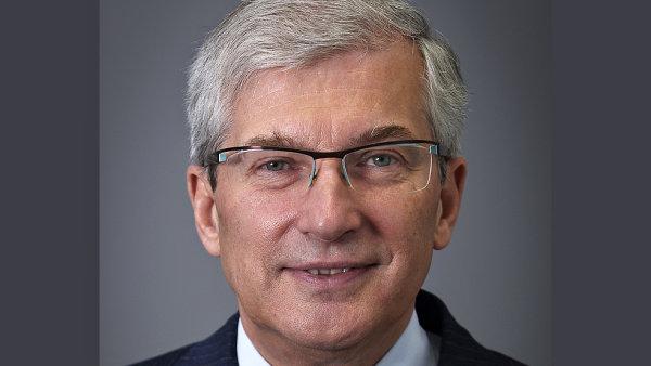 Jiří Kunert, viceprezident České bankovní asociace (ČBA)