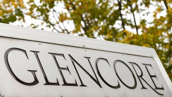 T�ebn� kolos Glencore se loni propadl do ztr�ty.