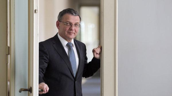Lubomír Zaorálek - Ministr zahraničí ČR
