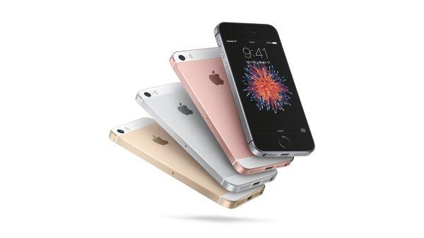 iPhone SE ve čtyřech barvách a se skvělým výkonem i dobrou cenou