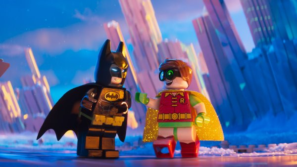 LEGO® Batman film, jejž od minulého čtvrtka promítají také česká kina, v USA zaznamenal nejlepší letošní vstup na trh.