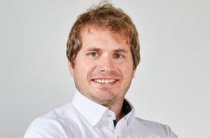 Ladislav Seifrt, ředitel digitálního bankovnictví v Sberbank CZ