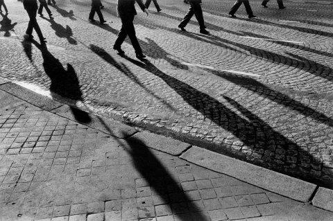 Josef Koudelka: Francie, 1980